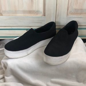 OPENING CEREMONY CICI BLACK SLIP ONS